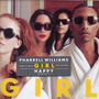 Pharrell Williams /  Girl Cd Con 10 Canciones