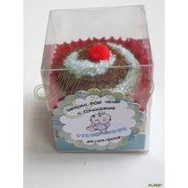 Kekito Cupcake De Toalla Facial 10 Pzas Recuerdo Bautizo