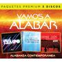 Vamos A Alabar, Varios Salmistas (paq.3 Cd) Música Cristiana