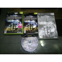 The Haunted Mansion Completo Para Xbox Normal,excelente