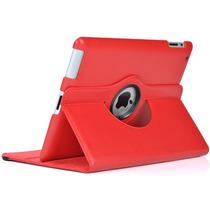 Funda Ipad Mini Piel Giratoria Accesorios Smart Cover Case