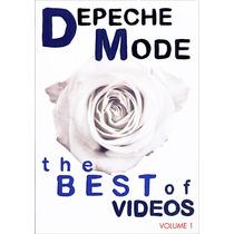 Dvd Original The Best Of Depeche Mode Videos Personal Jesus