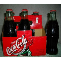 Botellas Coleccionables Coca Cola Usa Original Vbf