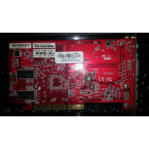 Tarjeta De Vídeo Radeon 9250 Ati 128mb 64bit Dvi Tv/out Pci