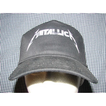 Metallica Gorra Oficial Del Death Magnetic Tour