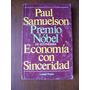 Economía Con Sinceridad-nobel Paul Samuelson-laser Press-pm0