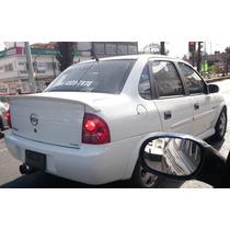 Spoiler Aleron Trasero De Cajuela Chevy Sedan 95- 12