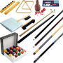 Kit Piezas Billar Trademark Gameroom 32 Piece Billiard