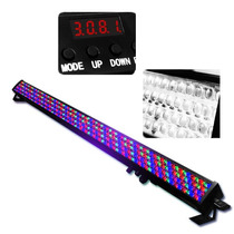 Barra 320 Leds Hyper 48 Pixeles Dmx +display Digital E-xaris