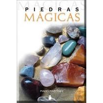 Libro Piedras Magicas-reiki Terapia Energetica Sanacion