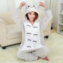 Pijama De Totoro, Cosplay, Kigurumi Mameluco. Onesie