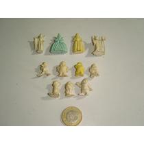 Vintage Figuras Marinela Twinky Blanca Nieves Y Los 7 Enanos