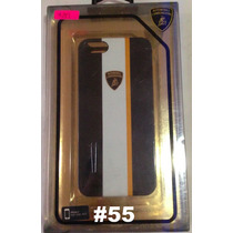 Caratula Lamborghini Nuevas Para Iphone 5/5s Varios Modelos