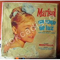 Españoles, Marisol, Un Rayo De Luz, Lp 12´,