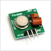 Kit Rf Link Tx Rx 433 Mhz (315mhz) Ttl 5v Arduino Avr Compat