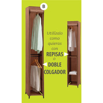Closet Portatil Ahorra Espacio Ropero Modular Betterware