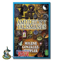 Amuletos Y Talismanes (en Papel) Migene Gonzalez-wippler