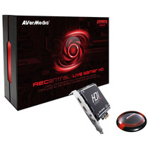 Avermedia Capturadora Live Gamer Hd C985 Hdmi Nuevo Modelo