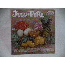 Musica Tropical ´´jugo De Piña´´ 1979 Lp Sellado Nuevo Mex