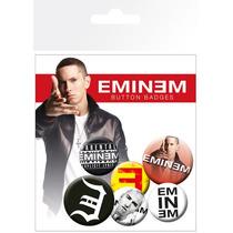 Eminem Placa - Logos Paquete Música Rap Rapero Fan Oficial