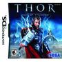 Nuevo Juego Nintendo Ds Thor God Of Thunder