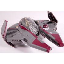Transformers, Star Wars, Obi Wan A Nave Jedi Starfighter Hm4