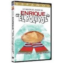 Lo Mejor Del Show De Enrique El Polivoz / Formato Dvd