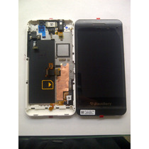 Display Pantalla Lcd Z10 Touch Negro Y Blanco Blackberry