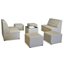 Sala Lounge Elite No1 Bar Sillones Muebles Salas Mobydec Daa