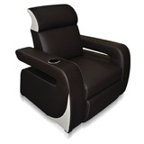 Sillon Reclinable Reposed Veretta Salas Mobydec Sala