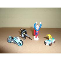 Liga De La Justicia Kinder Sorpresa Batman Superman Jlu