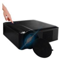 Proyector Lcd 2000 Lumenes Hd Con Televisión + Regalos Xaris