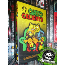 Dvd Fritz The Cat El Gato Caliente Cine Arte Animacion Crumb