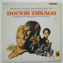Doctor Zhivago Music Form De Film 1 Disco Lp Vinilo