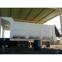 Caja De Volteo De 14m3 Y 7m3 Fabricación E Instalación