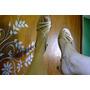 Zapatillas Doradas Num 4. Preciosas Y Cómodas