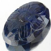 Zafiro Azul Labrado 119.00 Quilates