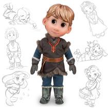 Kristoff, Coleccion Frozen Disney Animators