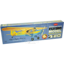 Guillows Avion Piper Supercub 95 Armar Madera Balsa 1/18