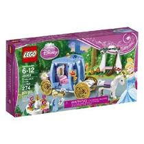 Lego Disney Princess 41053 De Cenicienta Sueño Carro