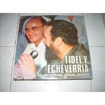 Antiguo Disco Lp Che Guevara Con Echeverria No Subasta Baul
