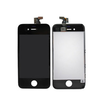 Display Lcd Iphone 4g Negro Lcd-iphone4-b/o
