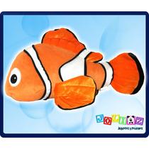 Buscando A Nemo Disney Peluche Pez Payaso 35cm 14