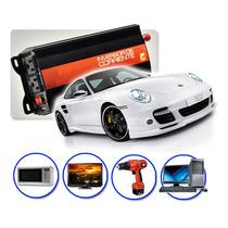 Inversor Conecta Todo A Tu Carro Pc Laptop Dvd Tv Sd E-xaris
