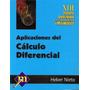 Libro: Cálculo Diferencial Y Aplicaciones José Heber Nieto