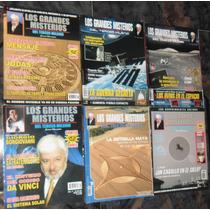 Revistas Los Grandes Misterios Del Tercer Milenio.con Vcd