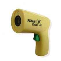 Pistola Sonic Scram Ultrasonica Para Repeler Perros Gatos