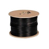 Bobina De Cable Coaxial Rg-6 Para Cámaras Cctv ¡remate! Bfn