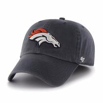 Gorra Nfl Broncos De Denver Ajustable Blakhelmet Sp