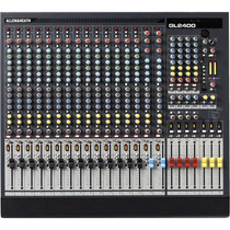 Mezcladora Allen & Heath 16 Channel, Gl2400/16